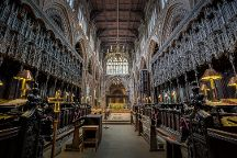 Manchester Cathedral, Manchester, United Kingdom