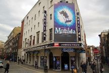 Matilda the Musical, London, United Kingdom