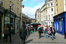 Milsom Street, Bath, United Kingdom