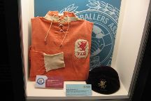 National Football Museum, Manchester, United Kingdom