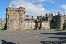 Palace of Holyroodhouse, Edinburgh, United Kingdom