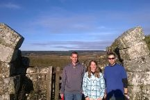 Peter Carney: Hadrian's Wall Guide, Henshaw, United Kingdom