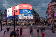 Piccadilly Circus, London, United Kingdom