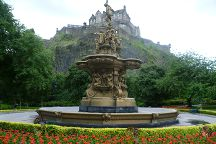 Princes Street Gardens, Edinburgh, United Kingdom