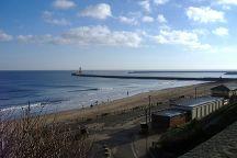 Roker & Seaburn Beaches, Sunderland, United Kingdom