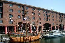 Royal Albert Dock Liverpool, Liverpool, United Kingdom