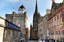 The Royal Mile, Edinburgh, United Kingdom