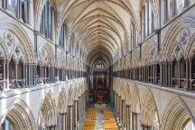 Salisbury Cathedral and Magna Carta, Salisbury, United Kingdom