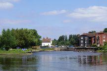 Sandford Lock, Oxford, United Kingdom