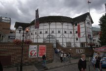 Shakespeare's Globe Theatre, London, United Kingdom