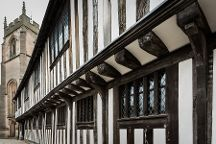 Shakespeare's Schoolroom & Guildhall, Stratford-upon-Avon, United Kingdom