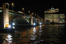 Southwark Bridge, London, United Kingdom