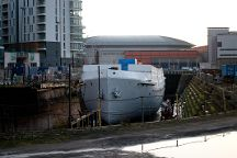 SS Nomadic, Belfast, United Kingdom