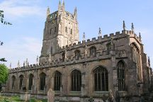 St. Mary's Church, Fairford, United Kingdom