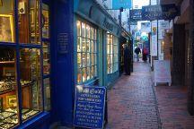 The Lanes, Brighton, United Kingdom