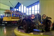 The Riverside Museum of Transport and Travel, Glasgow, United Kingdom