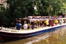 Walker's Quay Canal Cruises