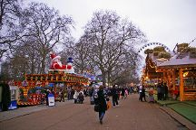 Winter Wonderland, London, United Kingdom