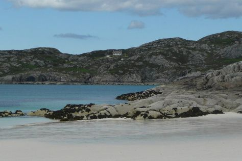 Achmelvich Beach, Lochinver, United Kingdom
