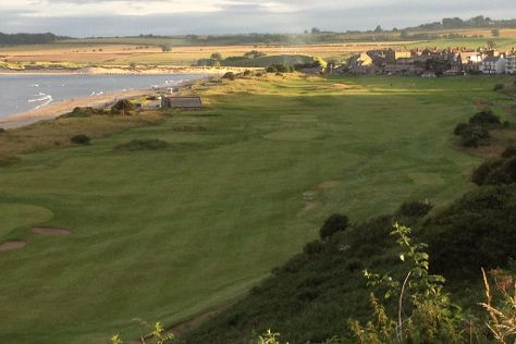 Alnmouth Village Golf Links, Alnmouth, United Kingdom