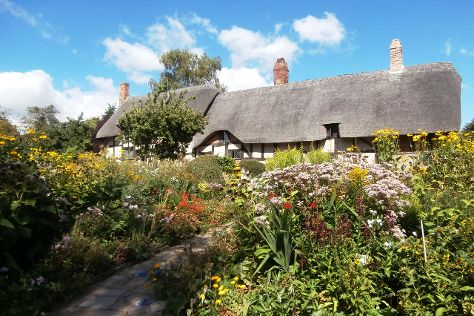 Anne Hathaway's Cottage & Gardens, Stratford-upon-Avon, United Kingdom