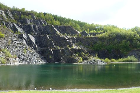 Ballachulish Slate Quarry, Ballachulish, United Kingdom