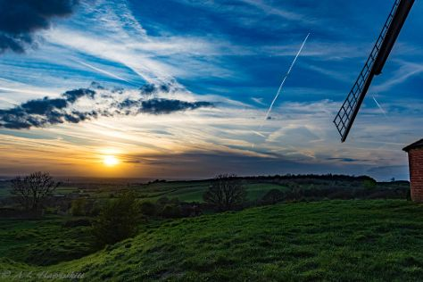 Brill Windmill, Brill, United Kingdom