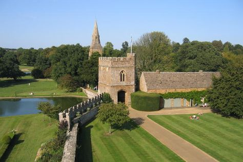Broughton Castle, Banbury, United Kingdom