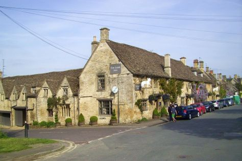 Burford Library, Burford, United Kingdom