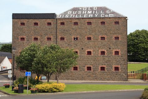 Bushmills Distillery, Bushmills, United Kingdom