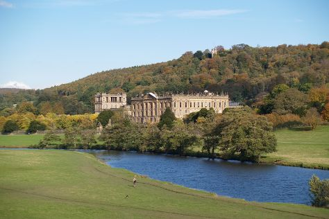 Chatsworth House, Bakewell, United Kingdom