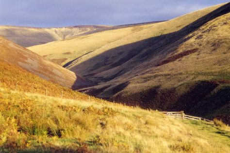 Cheviot Hills, Wooler, United Kingdom