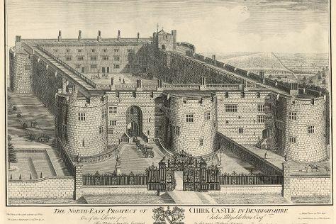 National Trust - Chirk Castle, Chirk, United Kingdom