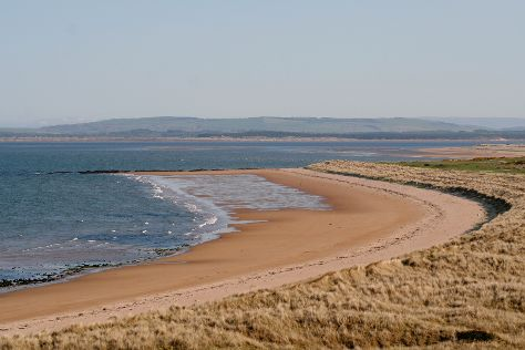 Dornoch Beach, Dornoch, United Kingdom