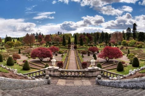 Drummond Gardens, Crieff, United Kingdom