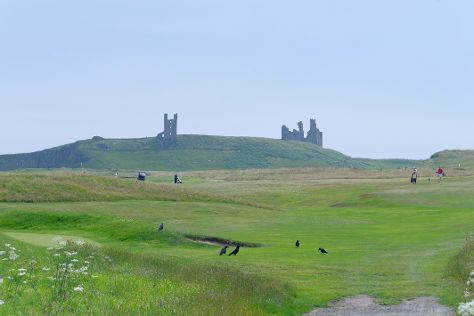 Dunstanburgh Castle Golf Course, Embleton, United Kingdom