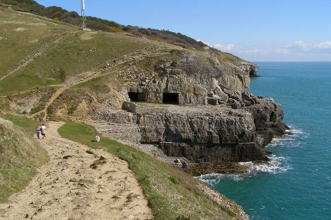 Durlston Country Park, Swanage, United Kingdom