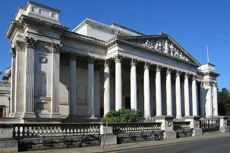 Fitzwilliam Museum, Cambridge, United Kingdom