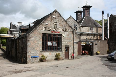 Glen Garioch Distillery, Oldmeldrum, United Kingdom