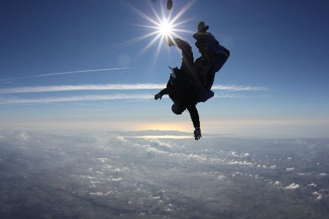 GoSkydive, Salisbury, United Kingdom