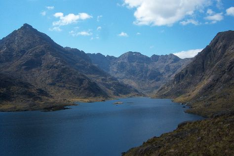 Loch Coruisk, Elgol, United Kingdom
