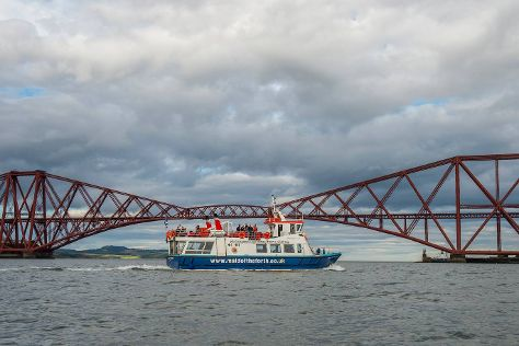 Maid of the Forth, South Queensferry, United Kingdom