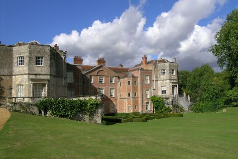 Mottisfont Abbey, Mottisfont, United Kingdom