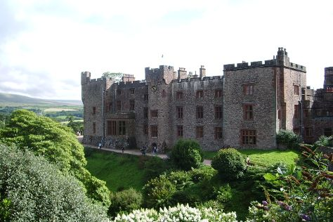 Muncaster Castle, Ravenglass, United Kingdom