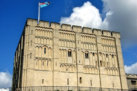 Norwich Castle Museum & Art Gallery, Norwich, United Kingdom