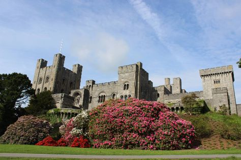 Penrhyn Castle (National Trust), Bangor, United Kingdom