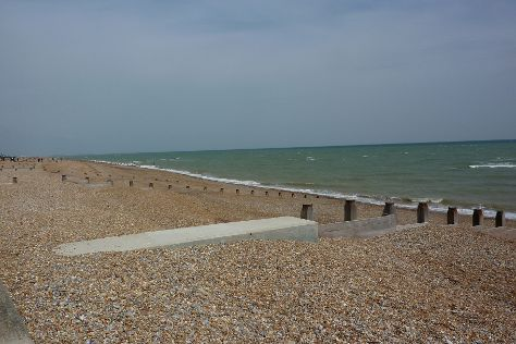 Pett Level Beach, Pett Level, United Kingdom