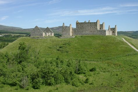 Ruthven Barracks, Newtonmore, United Kingdom