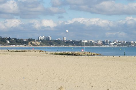 Sandbanks Beach, Poole, United Kingdom