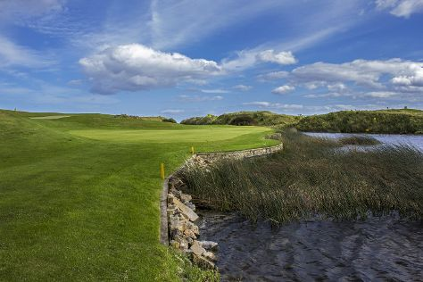 Seahouses Golf Club, Seahouses, United Kingdom